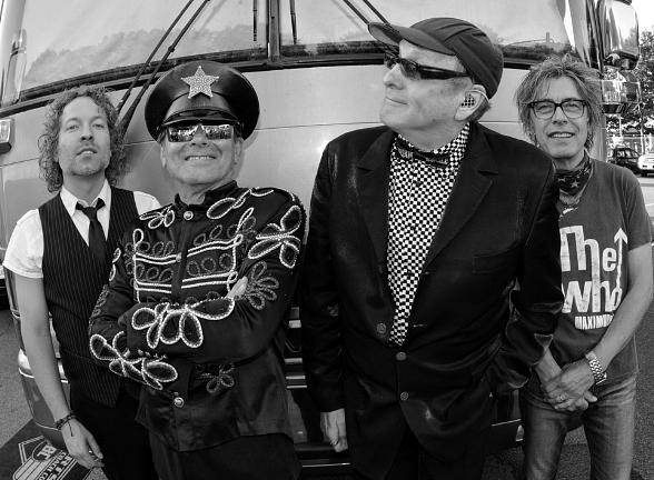 """""""Surrender"""" Yourself for a Cheap Trick RaceJam Concert at Fremont Street Experience"""