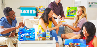 """Boxed.com Launches """"Boxed Up"""" Premium Service and Loyalty Program"""