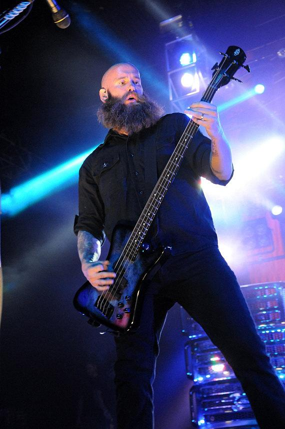 Five Finger Death Punch Performs at The Joint at Hard Rock Hotel & Casino