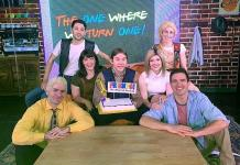 The One Where Friends! the Musical Parody Turns One