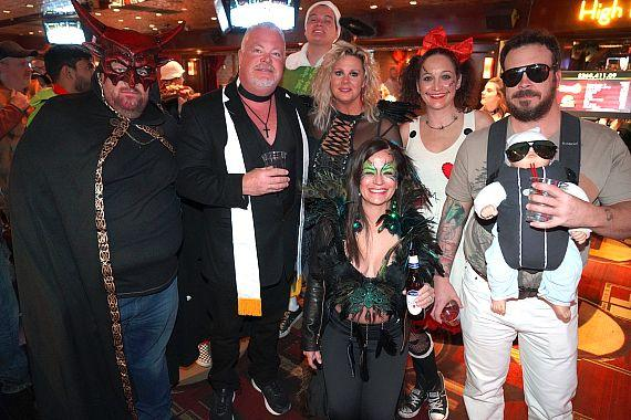 Downtown Las Vegas Celebrates Halloween Like No other