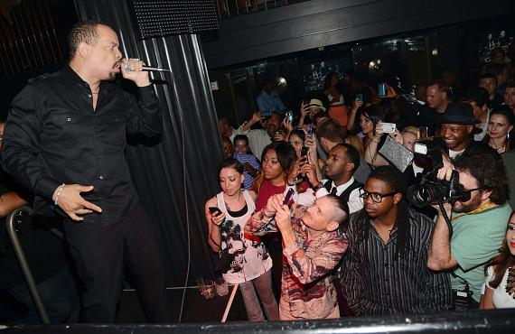 Coco with Special Guest Ice-t Teach Sin City How to Party at Body English Nightclub