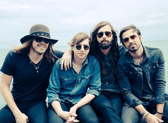 Up-and-coming country stars A Thousand Horses return to Las Vegas with performance at Boulder Station April 9