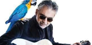 Andrea Bocelli Announces U.S. Tour Beginning at MGM Grand Garden Arena this December