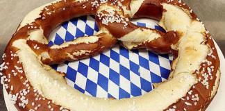 """Hofbräuhaus Las Vegas is Rollin' in the Dough on """"National Pretzel Day"""" with Celebrity Pretzel Eating Contest for Charity April 26"""