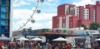 Mtn Dew Kickstart and The LINQ Hotel & Casino Partner for Epic 'Pregaming' Pool Party Series