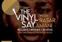 """The Vinyl Say with Rasar Amani"" Celebrates 20th Anniversary of Mos Def's Iconic Album ""Black on Both Sides"" at the Writer's Block at The Lucy in Las Vegas on Friday 10/4"