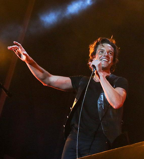 The Killers Make a Surprise Appearance at