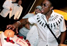 "The Detroit Pistons' Stanley Johnson Celebrates 21st Birthday ""D Style"" at the D Casino Hotel"