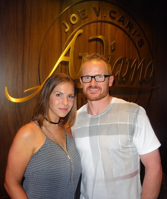 NHL Stanley Cup winner Jason Williams visits the D Casino Hotel Las Vegas