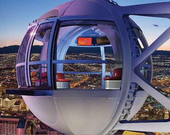 The LINQ & High Roller Celebrate Father's Day with Discounts and Specials