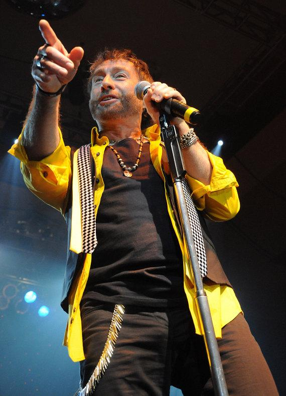 Paul Rodgers Performs at Eastside Cannery in Las Vegas