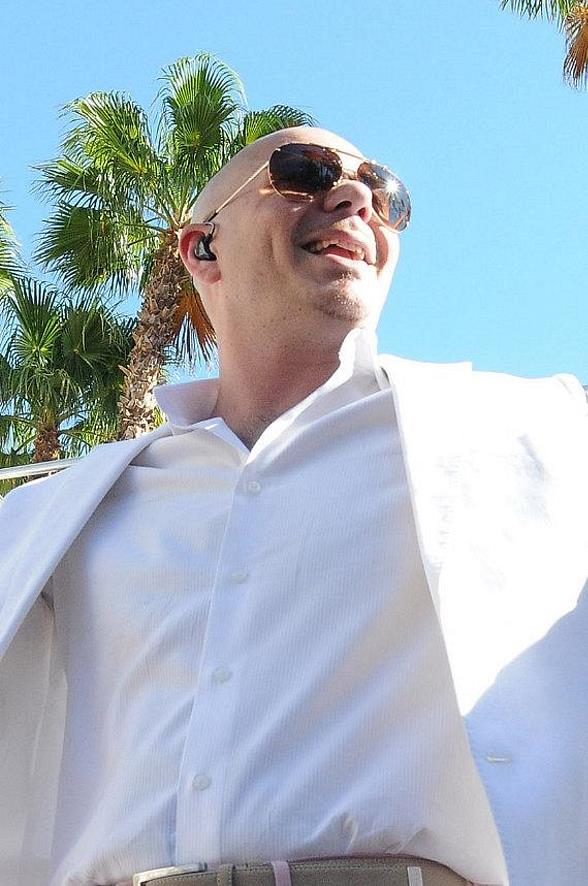 Pitbull Kicks Off New Year's Weekend at The Pearl at Palms Casino Resort December 28 & 29