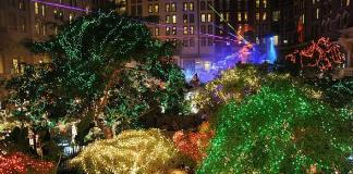 Mystic Falls Park Celebrates 25 Years of Spreading Holiday Cheer as Winter Wonderland Returns with Laser Light Show Nov. 27, 2019