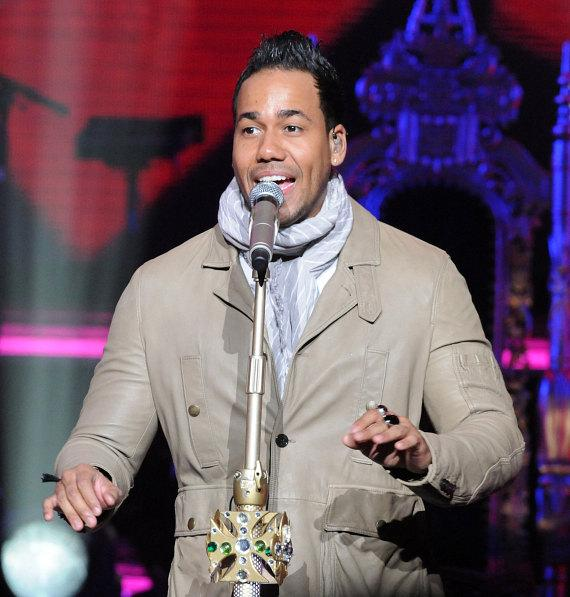 Romeo Santos Performs at The Joint at Hard Rock Hotel & Casino in Las Vegas