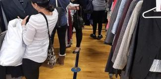 """Dress for Success Southern Nevada to Hold Big and Better """"Shop for Success"""" Sale at Spring Valley High School, March 16-17"""