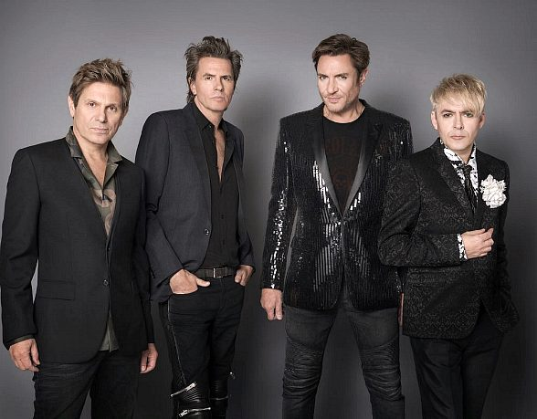 Duran Duran Returns to the Stage at The Chelsea Inside The Cosmopolitan of Las Vegas, Sept. 7-8, 2019