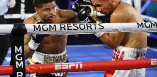 Boxing is Back: Shakur Stevenson Stops Felix Caraballo