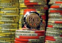 50th Annual World Series of Poker Begins! Over $200 Million up for Grabs; Over 100,000 Entrants From 100+ Countries