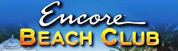 Encore Beach 2013