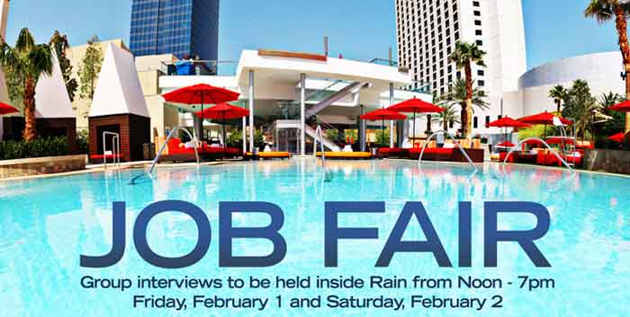 Palms Pool 2013 Job Fair