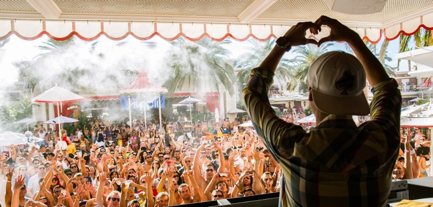 Encore Beach Club 2013