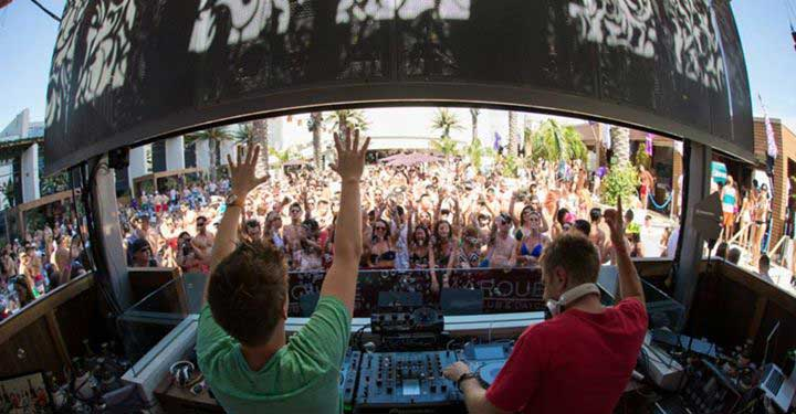 Marquee Dayclub July