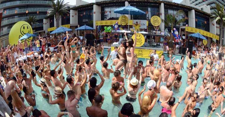 Vegas pool parties Marquee Dayclub