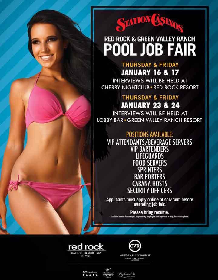 Las Vegas Pool Jobs