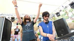 Justice at Rehab Pool at Hard Rock Hotel