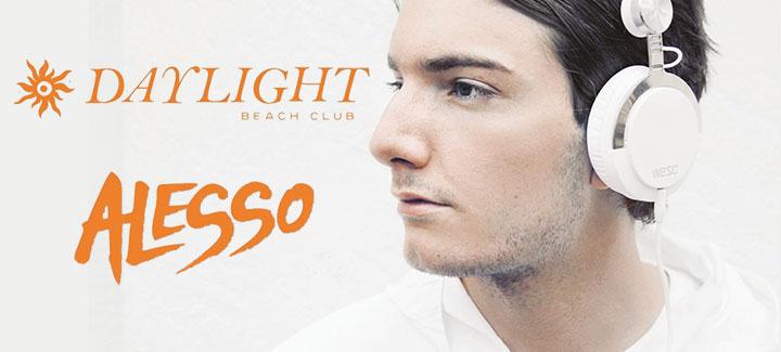 Alesso at Daylight Beach Club MDW 2014