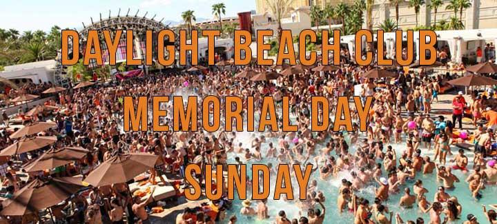 Daylight Beach Club Sundays   MDW 2014