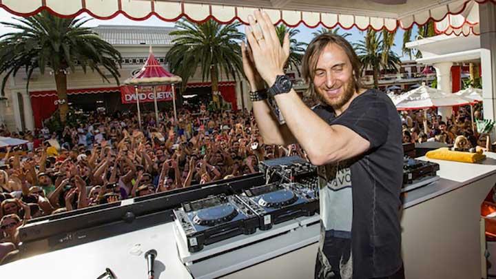 MDW 2015 Encore Beach David Guetta