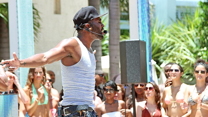 Tao Beach Grand Opening with Jason Derulo
