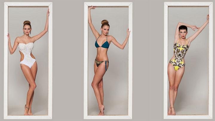 Womens Swimwear Raya Hanon