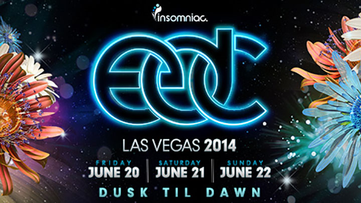 EDC Week 2014 Electric Daisy Carnival Events Vegas