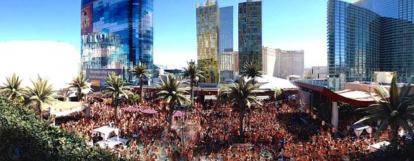 Marquee Dayclub Labor Day Weekend