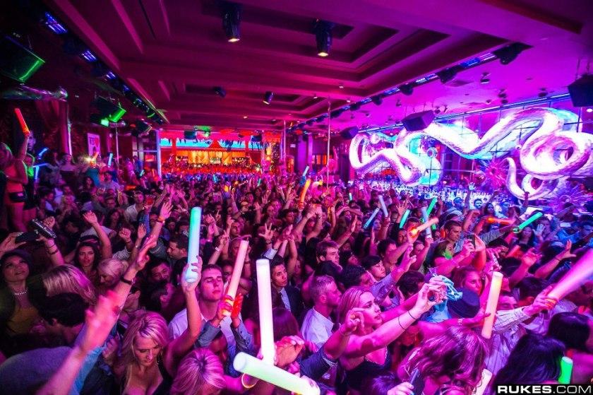 Surrender Nightclub New Year's Eve 2015