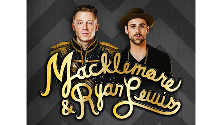 Macklemore and Ryan Lewis New Year's Eve