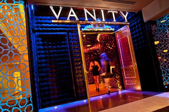 Vanity Nightclub Vegas