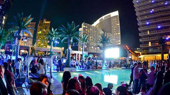 Marquee nightclub Las Vegas Cinco De Mayo Weekend