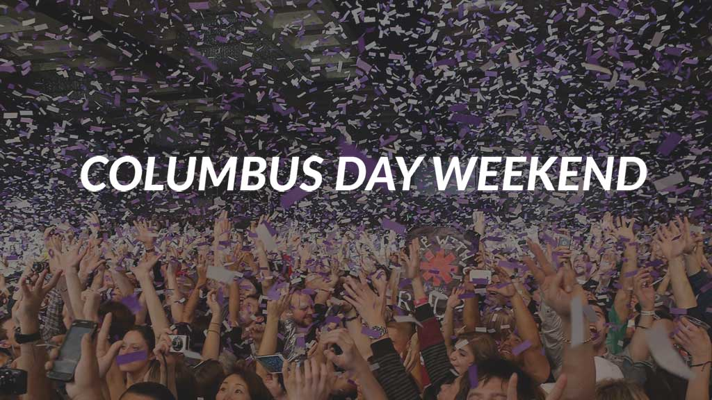 Columbus Day Weekend Las Vegas 2015