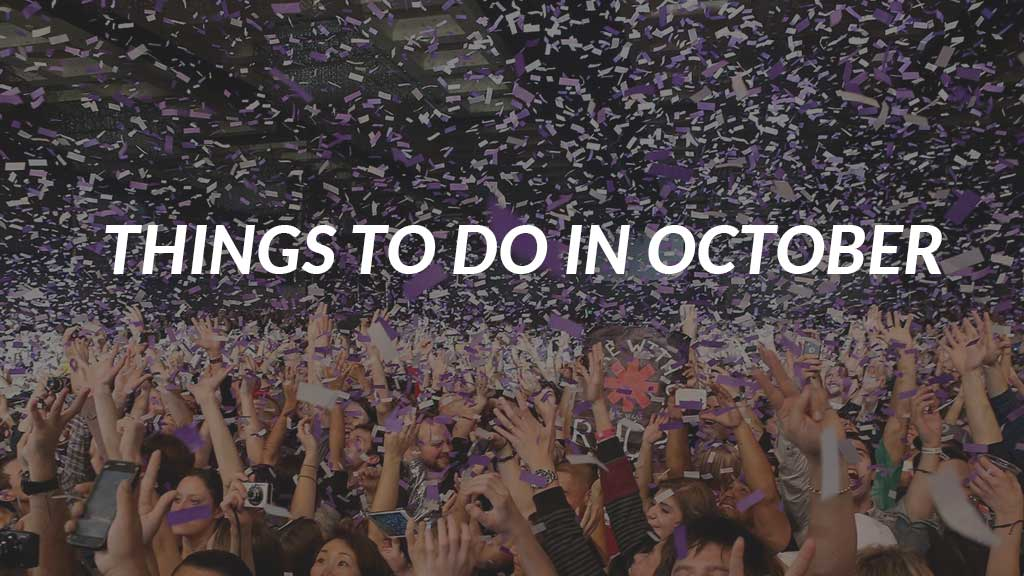 Things to Do in October in Vegas