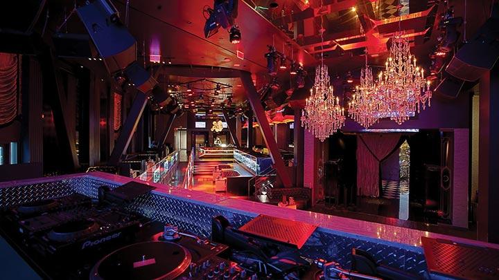 Chateau Nightclub NYE 2015