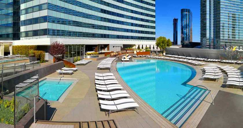Las Vegas Pools Open All Year Round