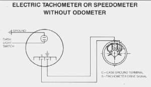 Yanmar rev counter stopped showing revs; sensor or tacho