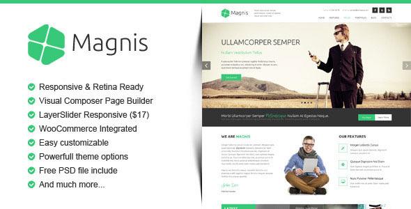 Inspira - Responsive Multipurpose WordPress Theme - 2