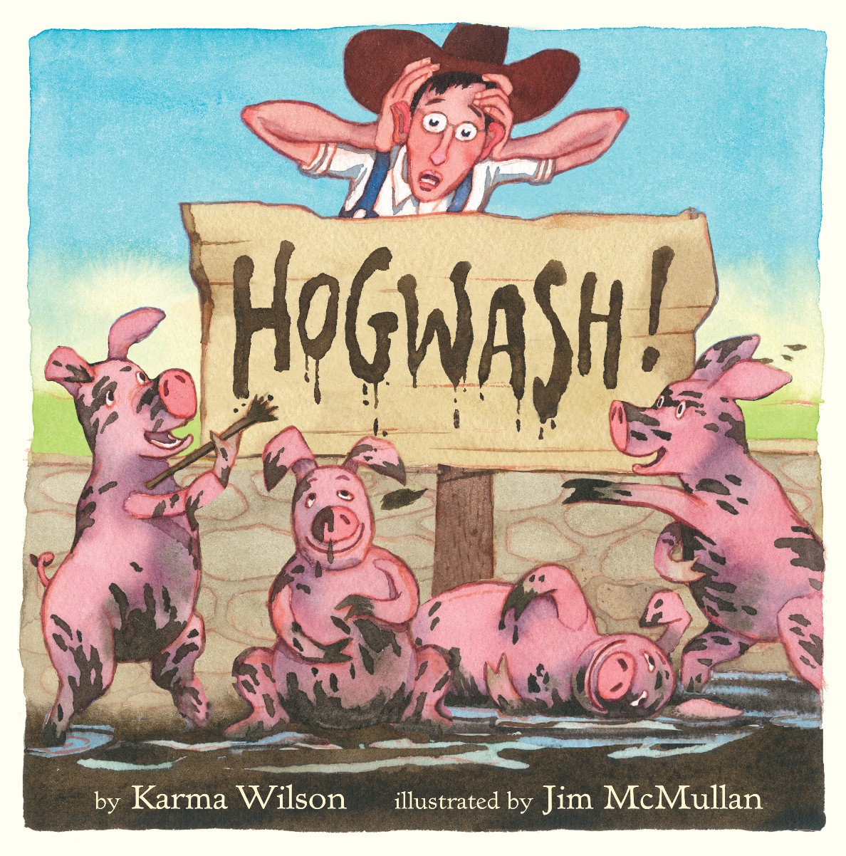 Image result for image of hogwash