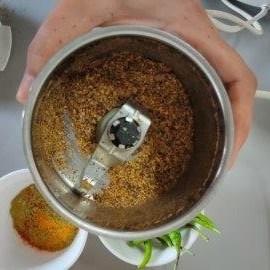 garlic green chilly recipe