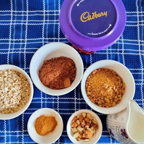 ingredients of oatmeal